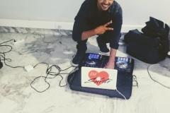 DJ hôpital de la timone